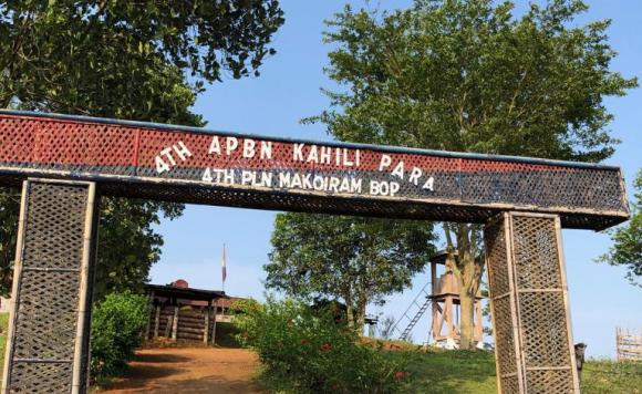 Makoiram Border Out Post, West-Karbi Anglong.